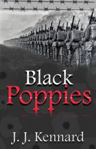 black poppies book